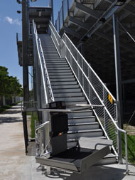 Xpress II Wheelchair Lifts