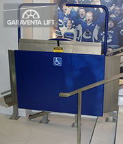 Canucks Team Store Project - Thumb2