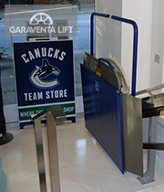 Canucks Team Store Project - Thumb3