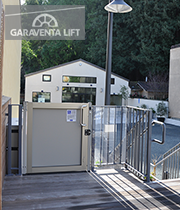 Genesis opal mill valley garaventa lift for Garaventalift
