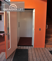 Home elevator projects garaventa lift for Garaventa lift