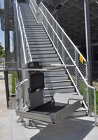GSL Artira wheelchair lift